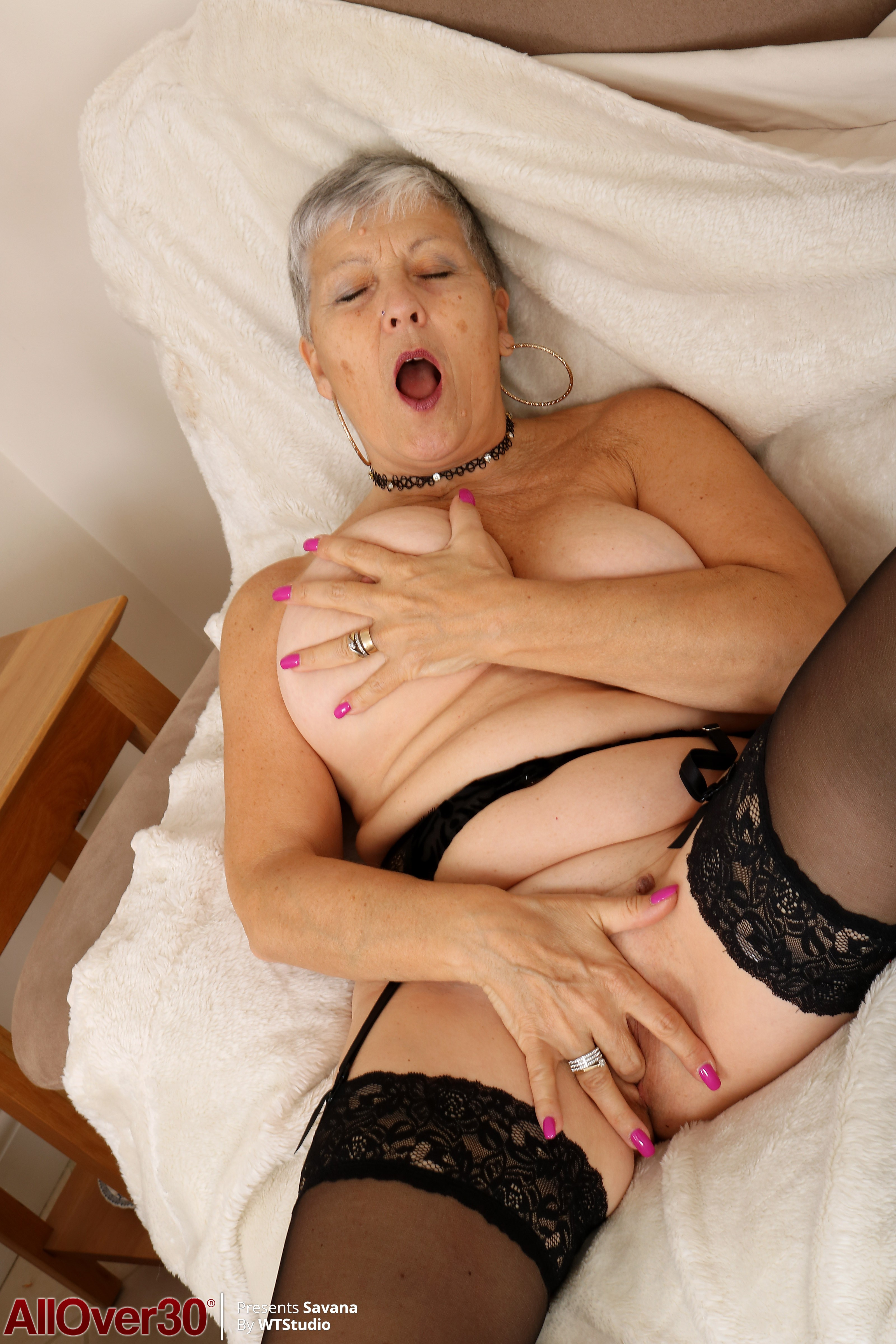 59 Year Old Savana - Exclusive Milf Pictures From Allover30Com-3344